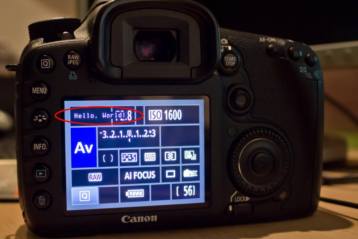 Magic Lantern team finally cracks the Canon EOS 7D