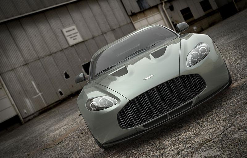 Aston Martin Zagato V12