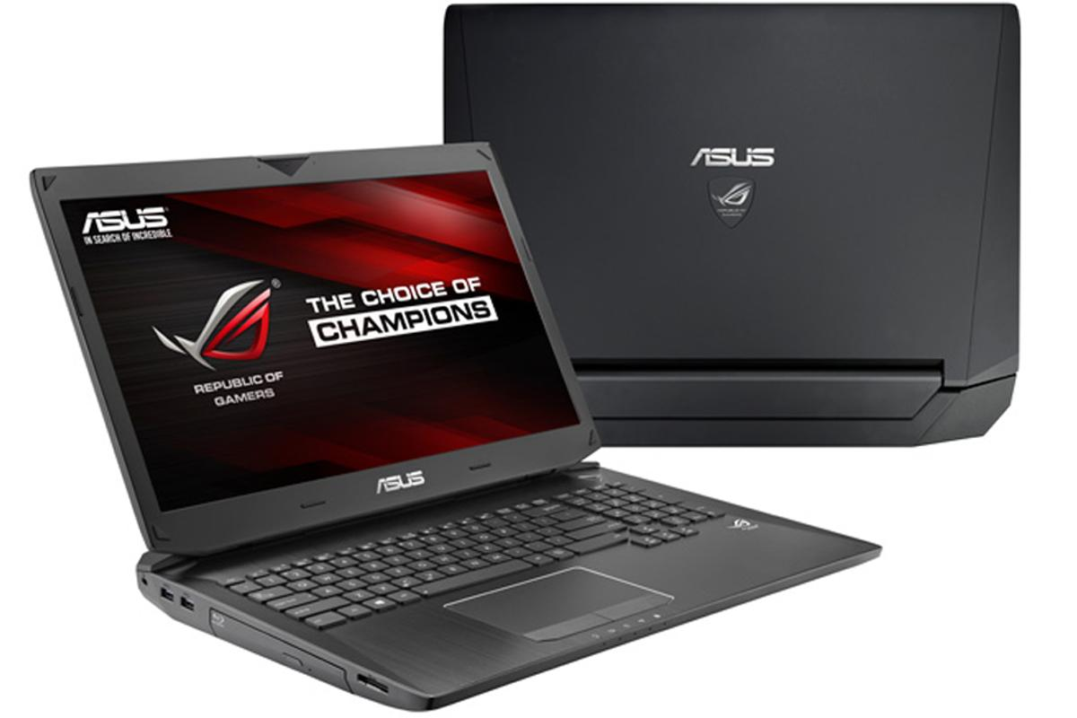 ASUS has announced three new models in its ROG G750 range