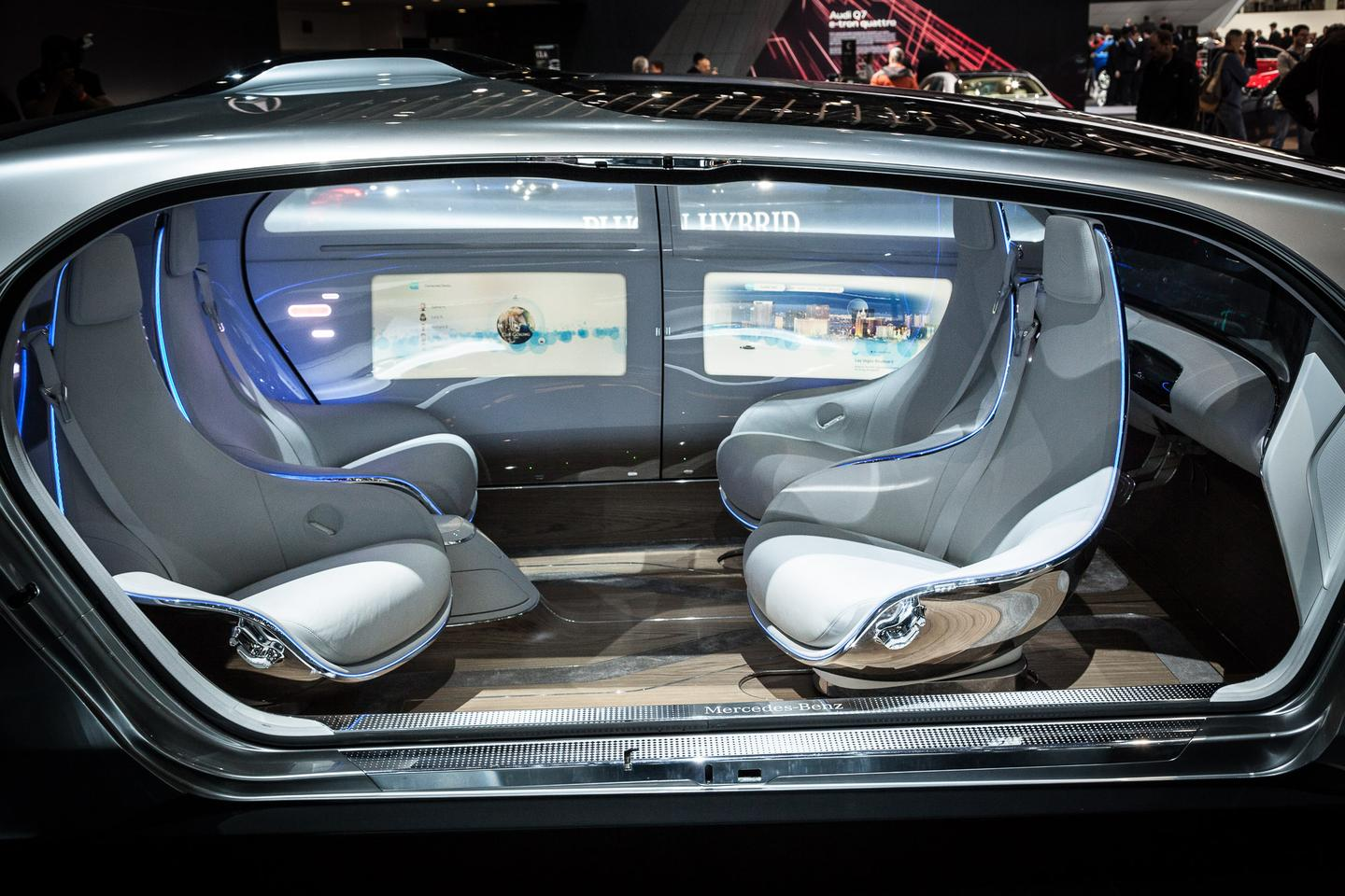 In Pictures The Best Of The 2015 Detroit Auto Show