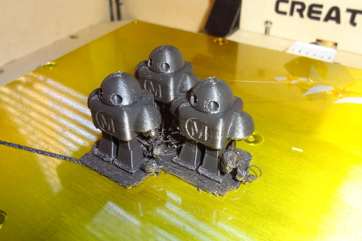 Gizmag looks in detail at the trials and tribulations of using a 3D printer at home