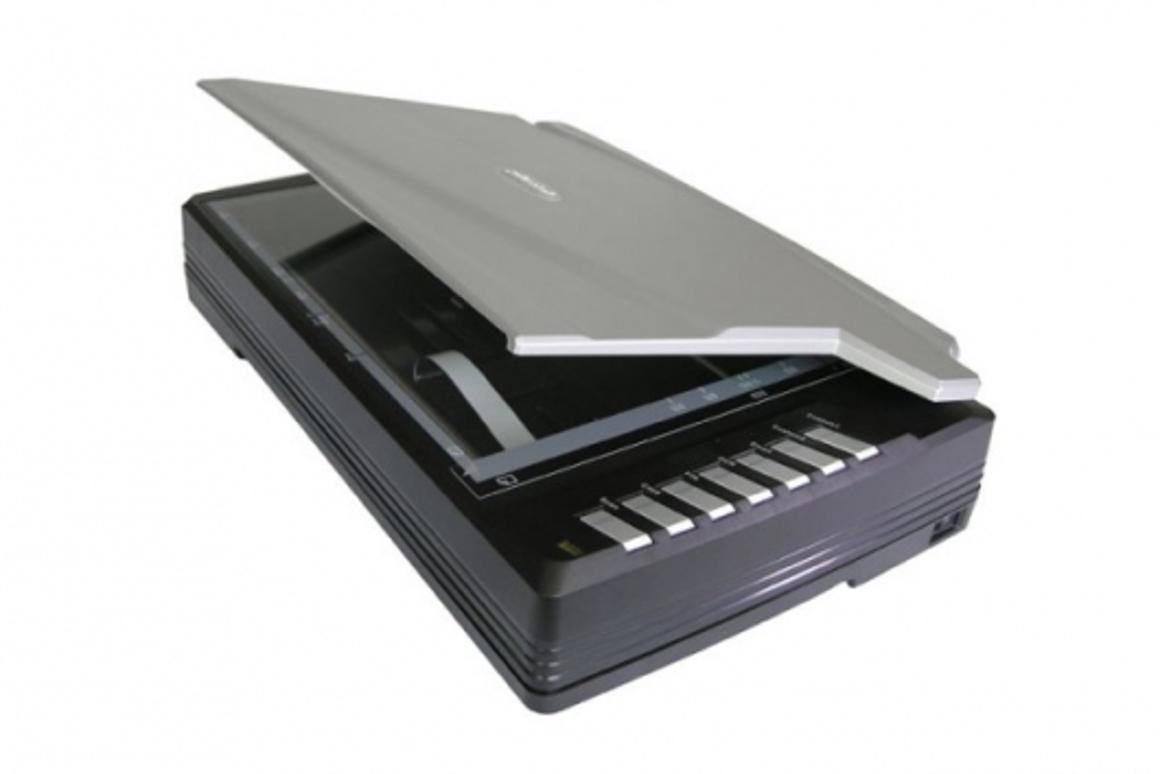 OpticPro A360 large-format scanner