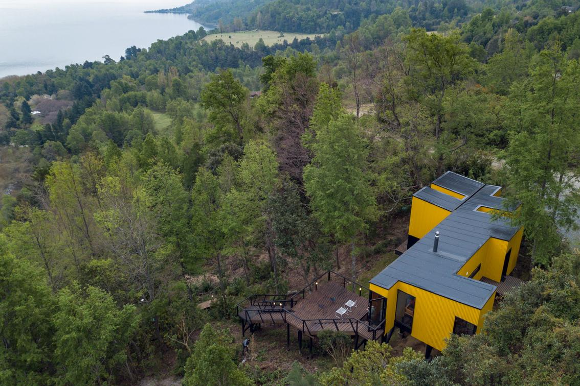 Yellow Houseproject keepssustainability and cost in mind