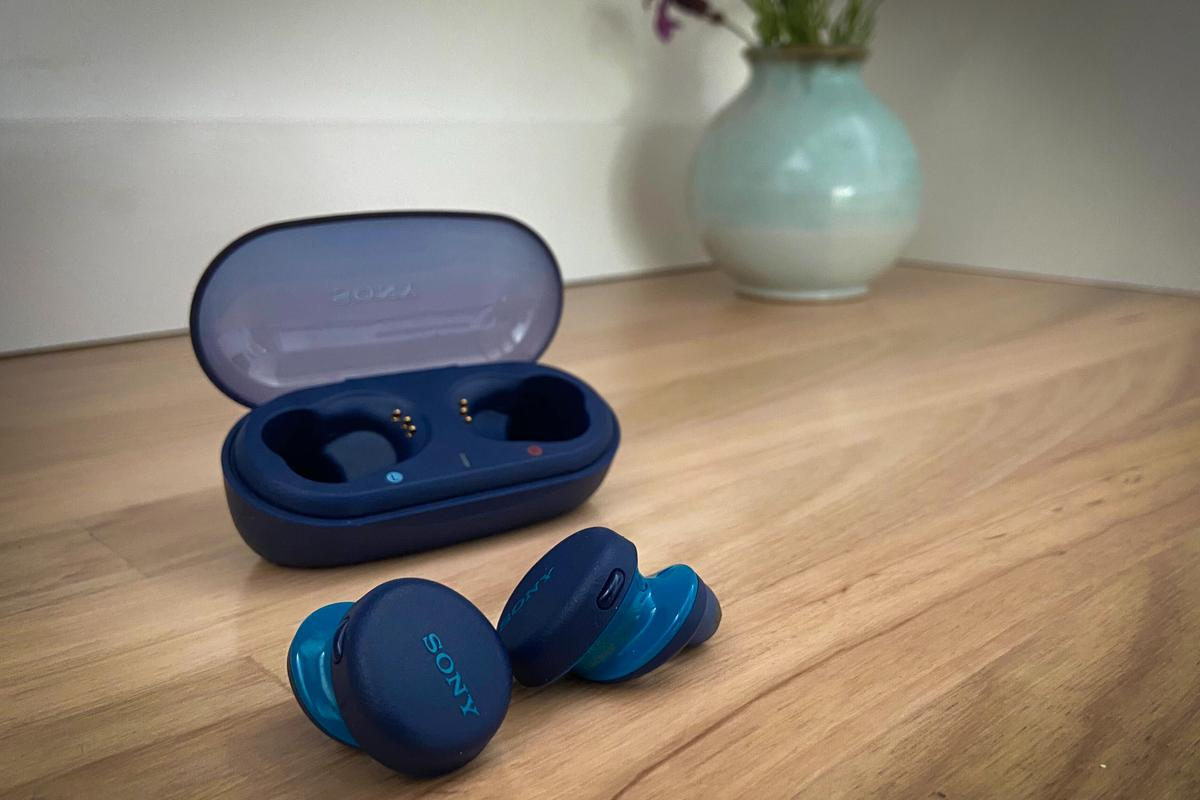 Sony's WF-XB700 wireless earbuds pack a powerful bunch, and a battery life to match