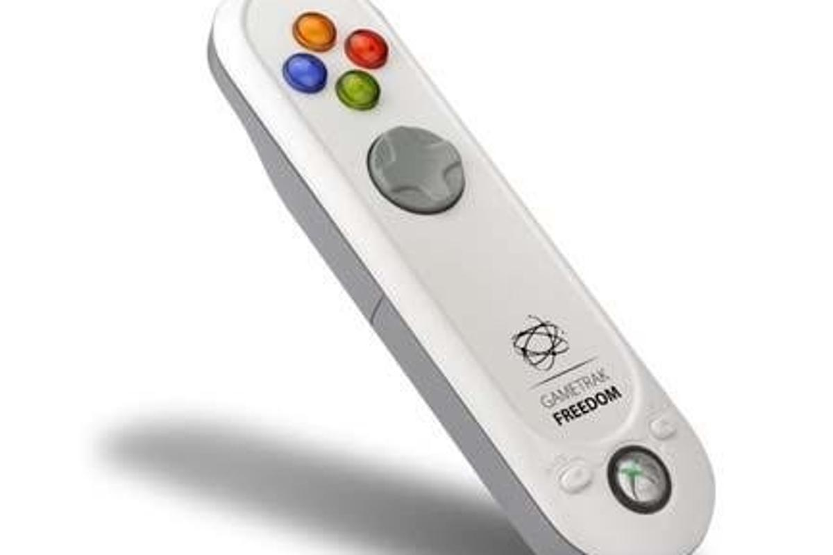 Gametrak Freedom motion control for the Xbox 360 by PDP