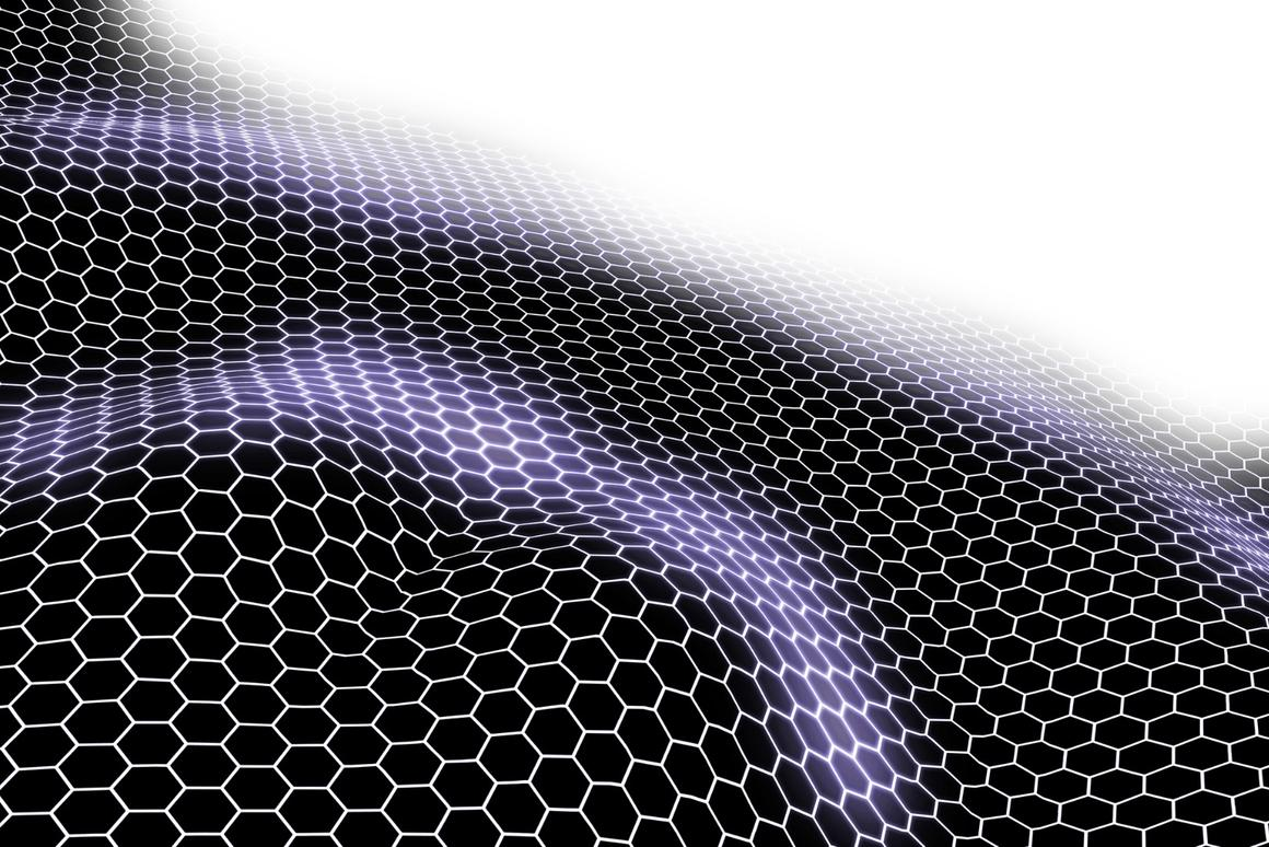 A new technique to make disordered graphene could help improve the capacity of sodium-ion batteries