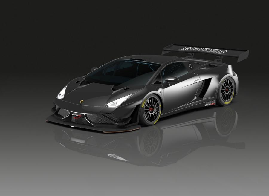 Reiter Engineering has announced a new version of the its Lamborghini Gallardo GT3 racecar