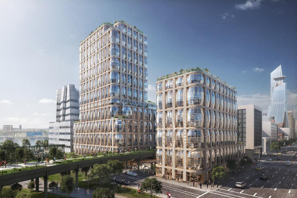 515 West 18th Street is expected to be completedby 2020