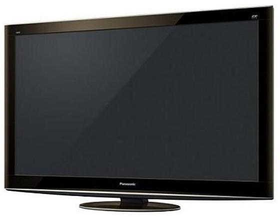 The Panasonic VT25 plasma 3d TV
