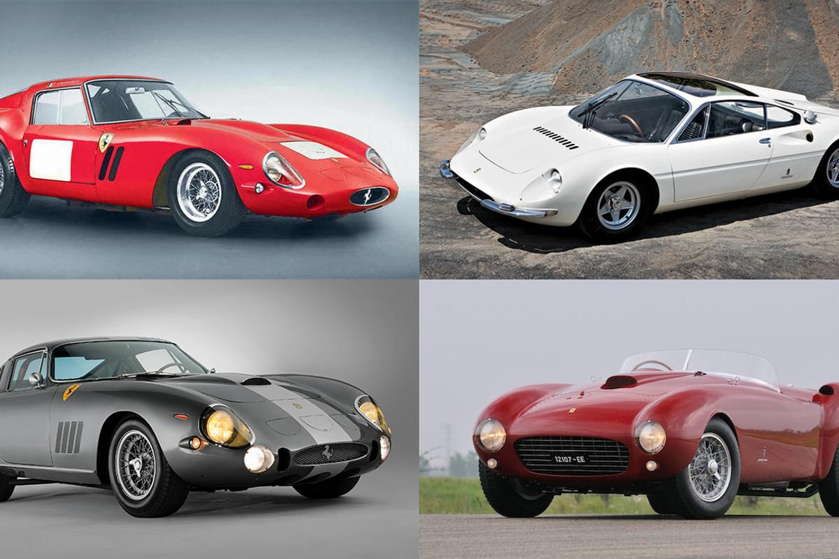 Four of the hyper-rare cars likely to force their way into the top 10 most expensive cars ever sold at auction in the next few days. In combination, these cars will ensure the Pebble Beach auctions will be watched globally by enthusiasts, with all the emotional involvement of a sporting event. Detailed descriptions below.