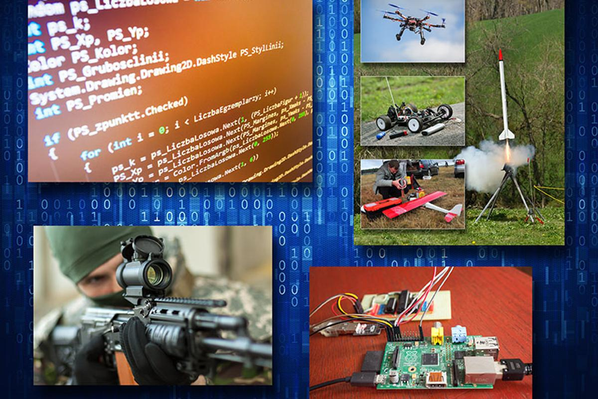 DARPA Improv is intended to identify potential defense threats from off-the-shelf technology