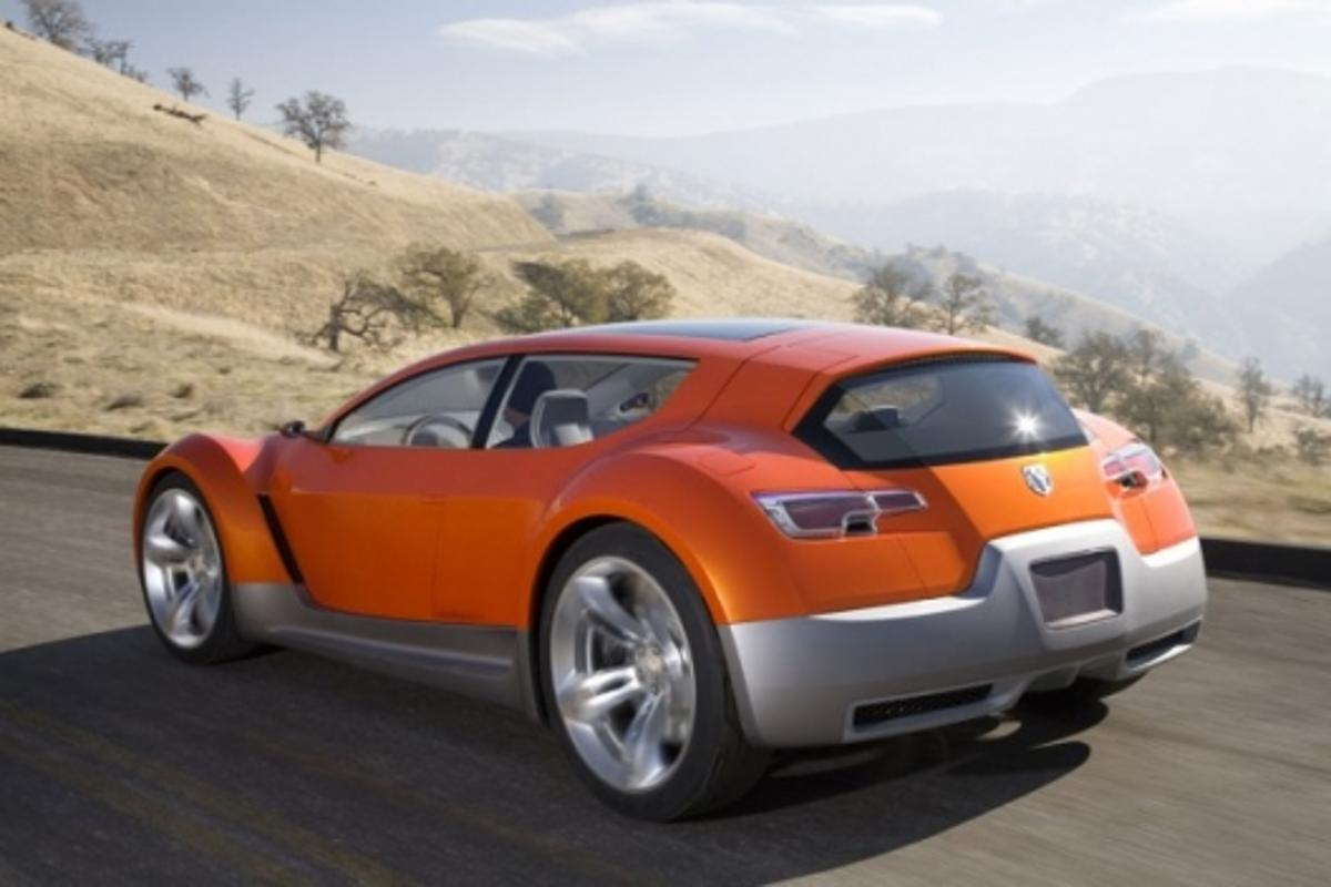Chrysler's battery-electric Dodge Zeo concept car