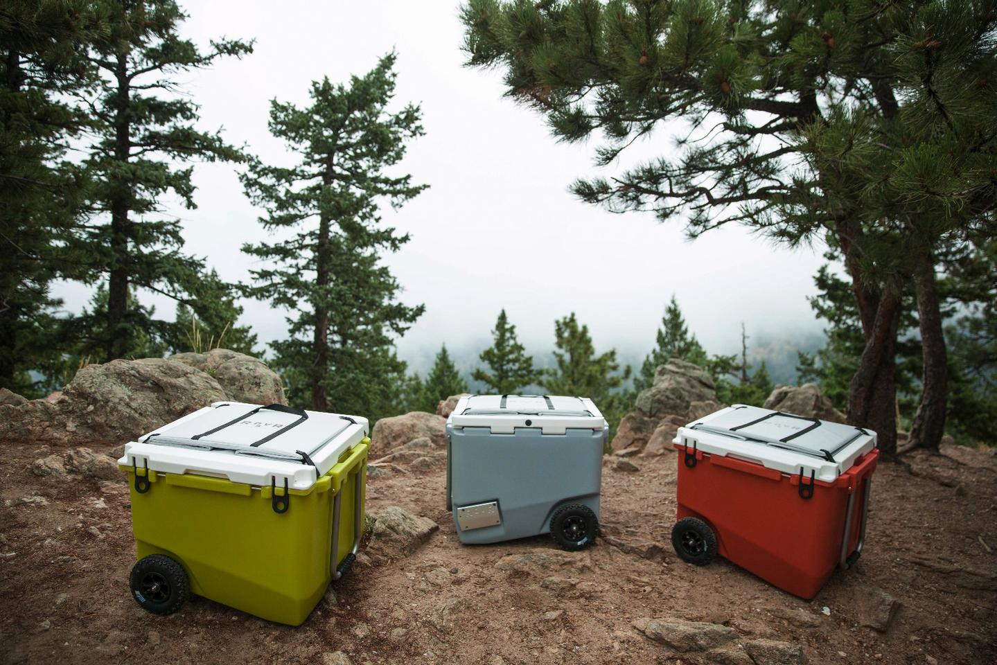 Rovr is expanding its cooler lineup with the Rollr 60