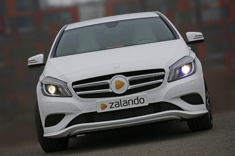 The Zalando concept