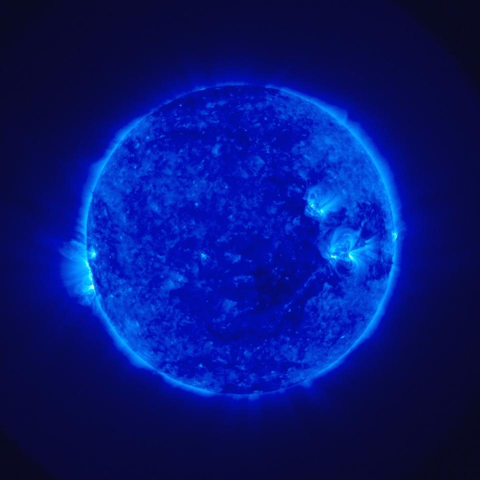 The STEREO mission monitors solar weather