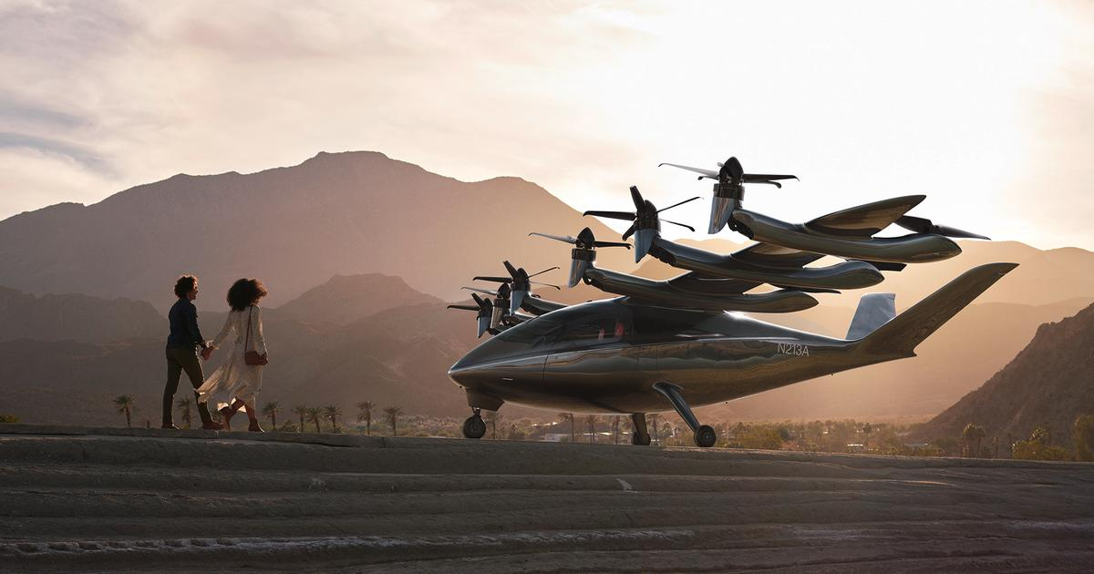Archer Aviation takes billion-dollar eVTOL order from United Airlines