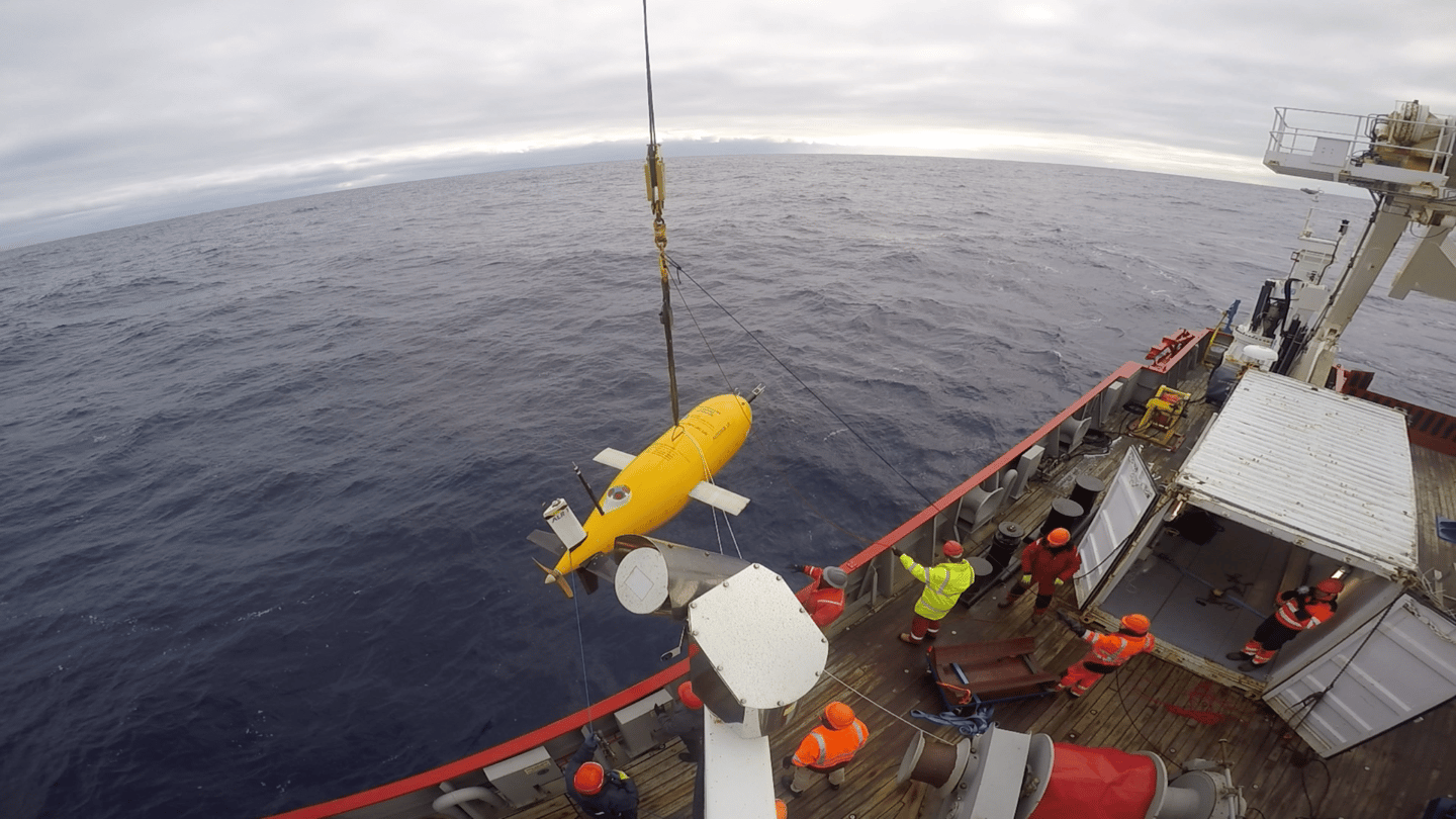 Long-range autosubBoaty McBoatface has successfully completed its first mission