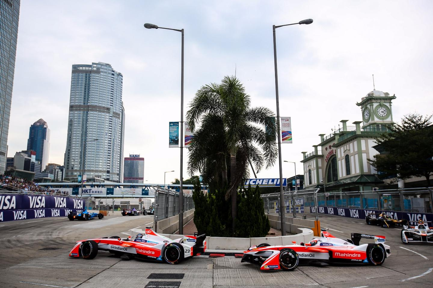 Mahindra Racing is only the second motorsport team globally to be accredited as part of the FIAInstitute's sustainability program