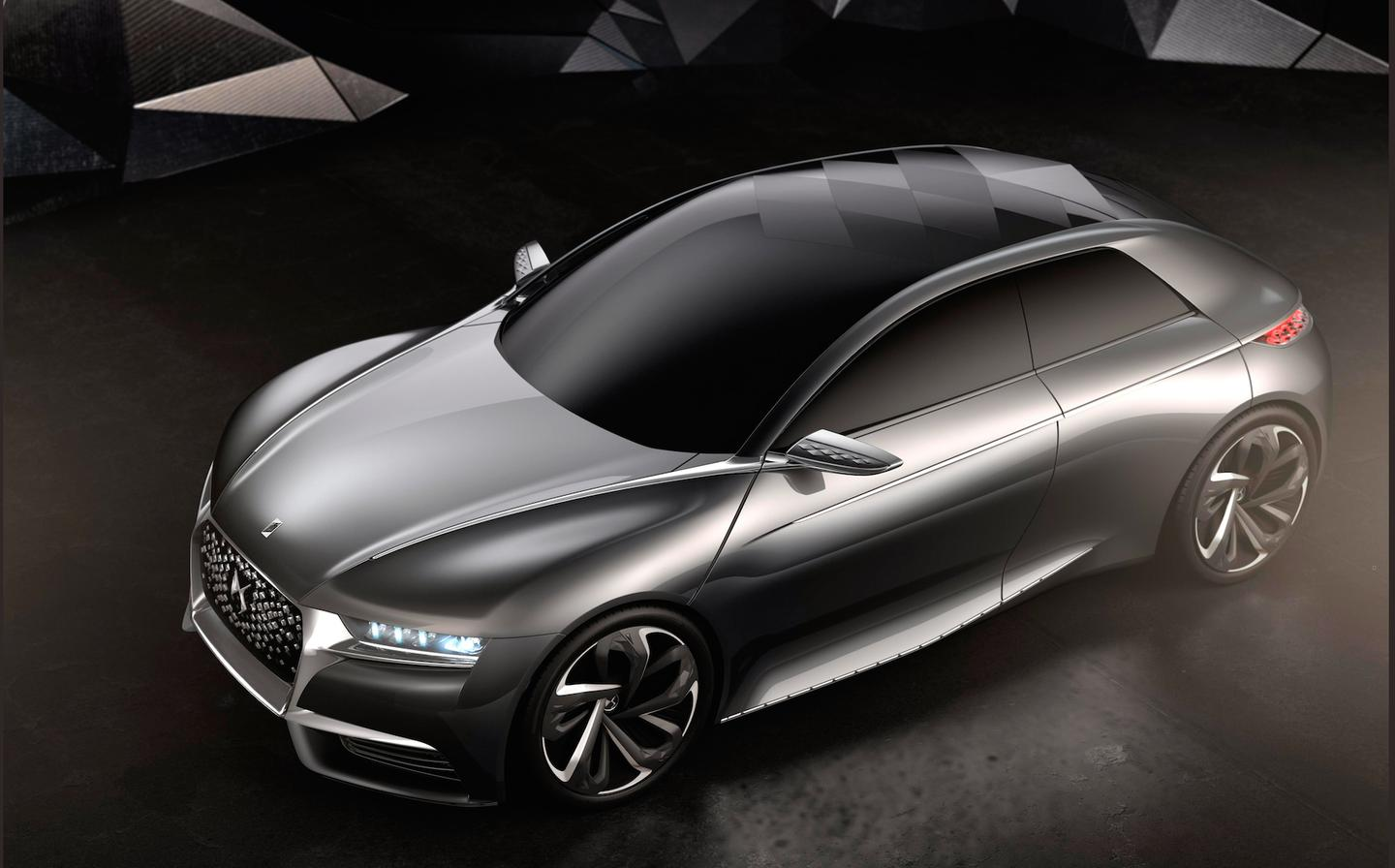 The Divine DS is Citroën's vision for its luxury flagship of the future