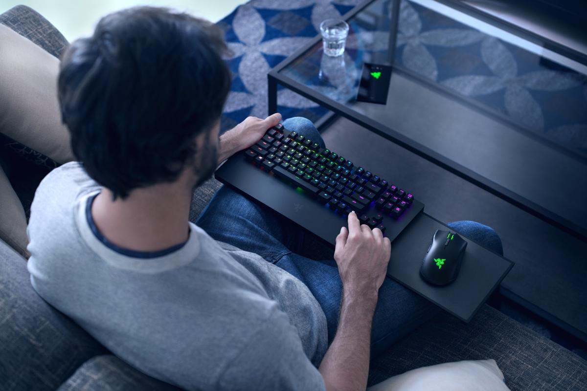 The Razer Turret is a keyboard and mouse combo for the Xbox One