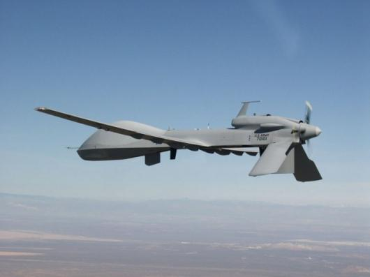 General Atomics Sky Warrior UAV