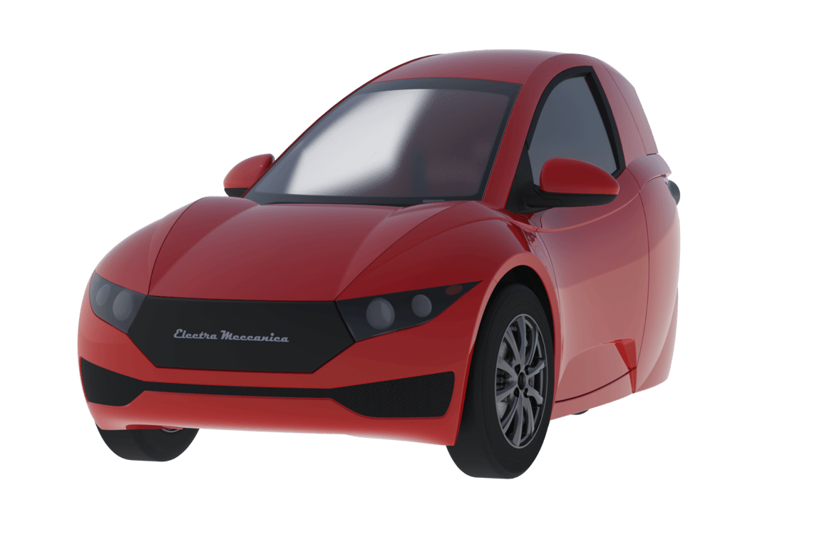 Electra Meccanica wants to make city motoring more efficient