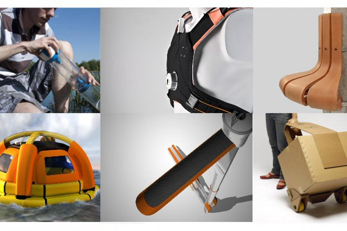 The judges have announced the semi-finalists in the James Dyson Award competition