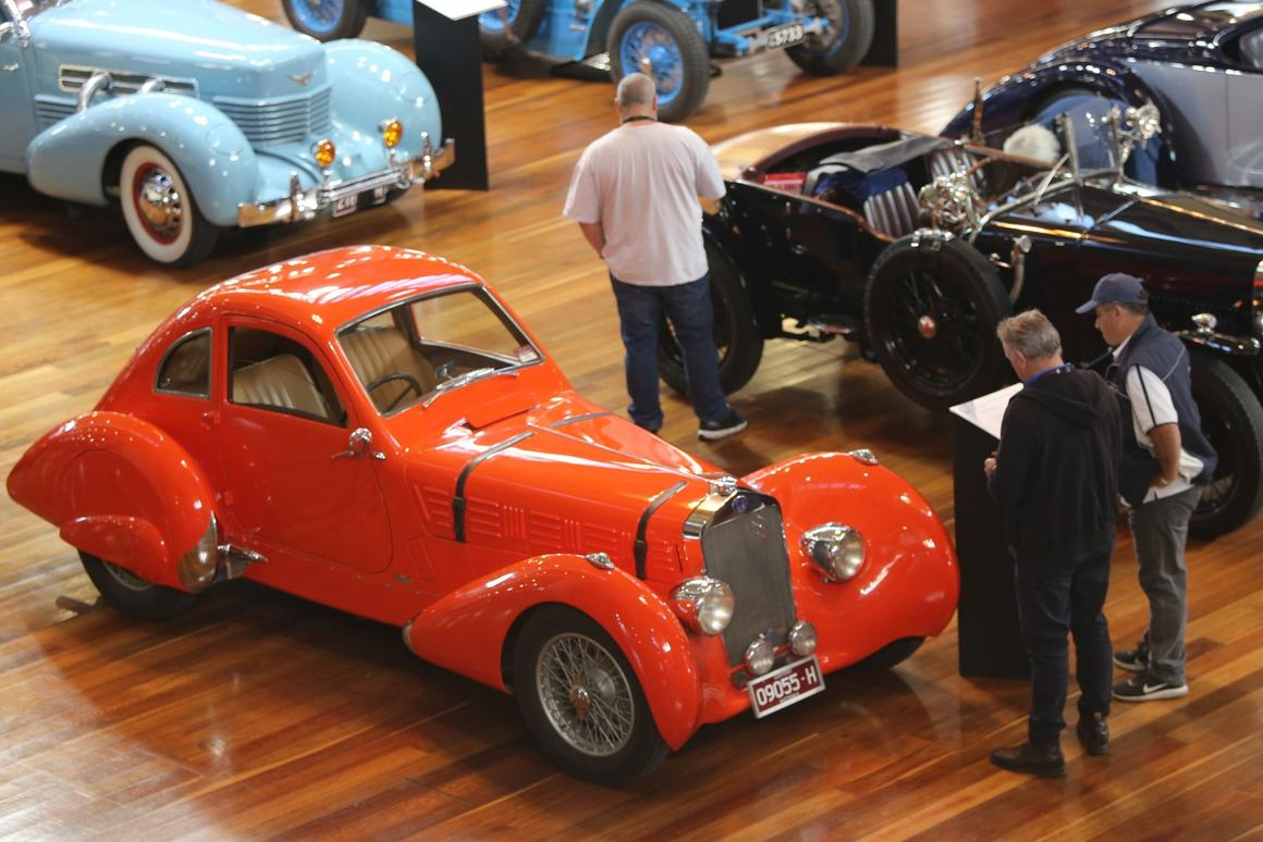 Pictorial: The mesmerizing machines of Motorclassica 2018