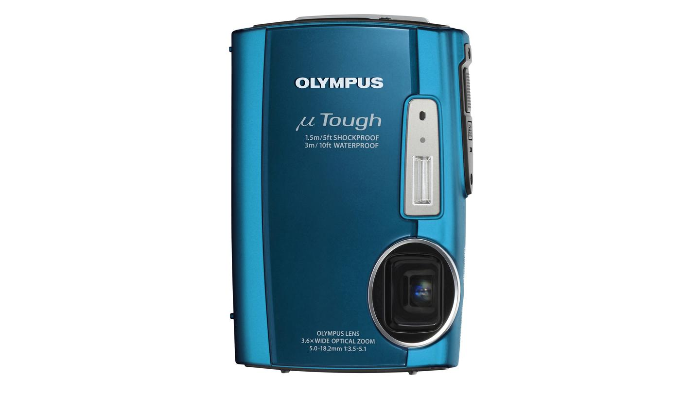 The Olympus Stylus Tough-3000