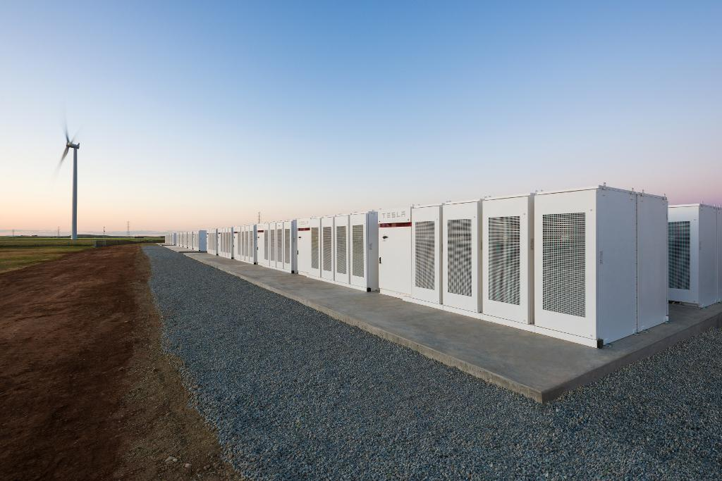 The world's biggest battery is set to grow by 50 percent next year