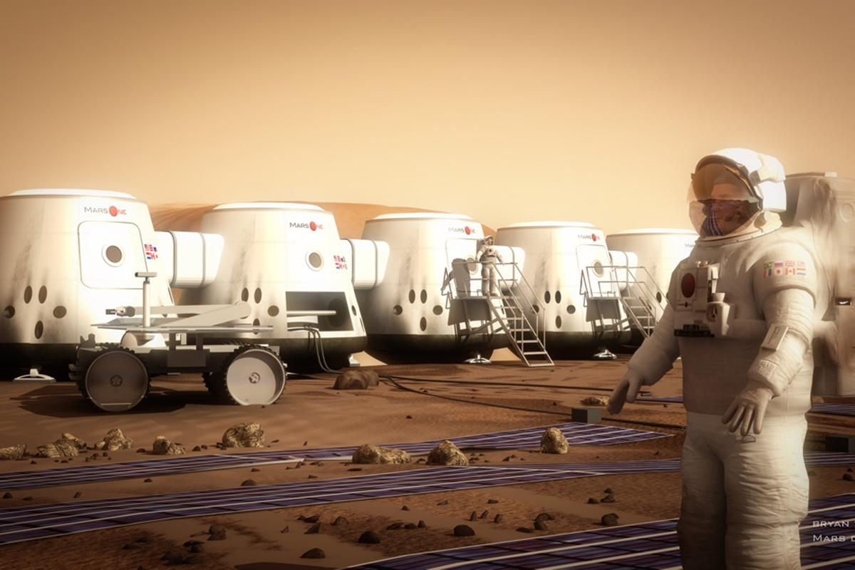 The MIT assessment indicates that the Mars One mission needs revisiting if it's to succeed (Image: Mars One)