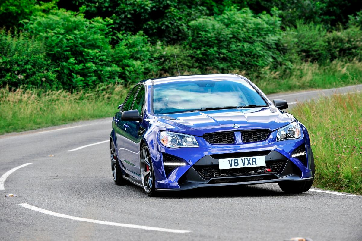 The Vauxhall VXR8 GTS-R or, by its other name, the HSV GTS-R
