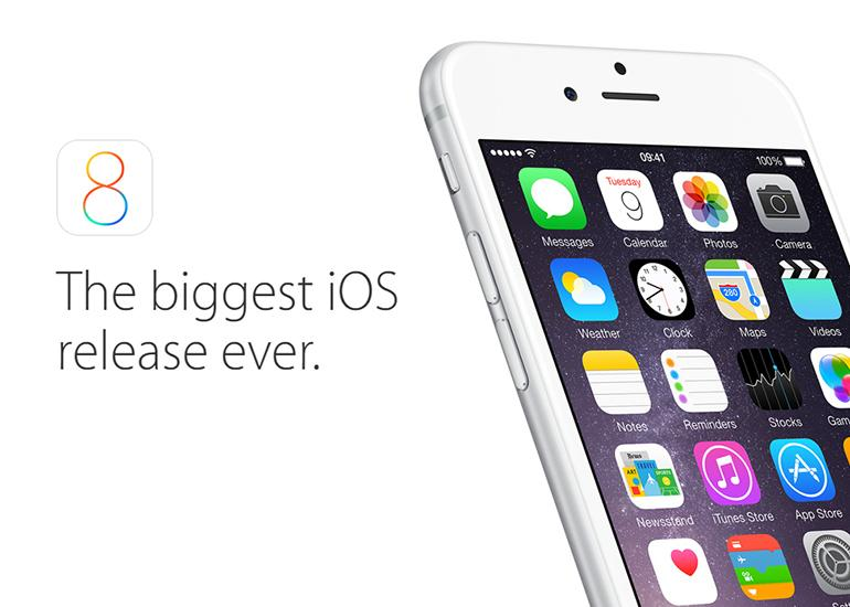 iOS 8 comes packed with useful features