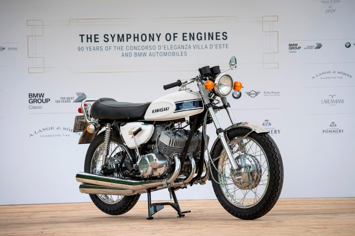 History in motion: The spectacular winning motorcycles of
