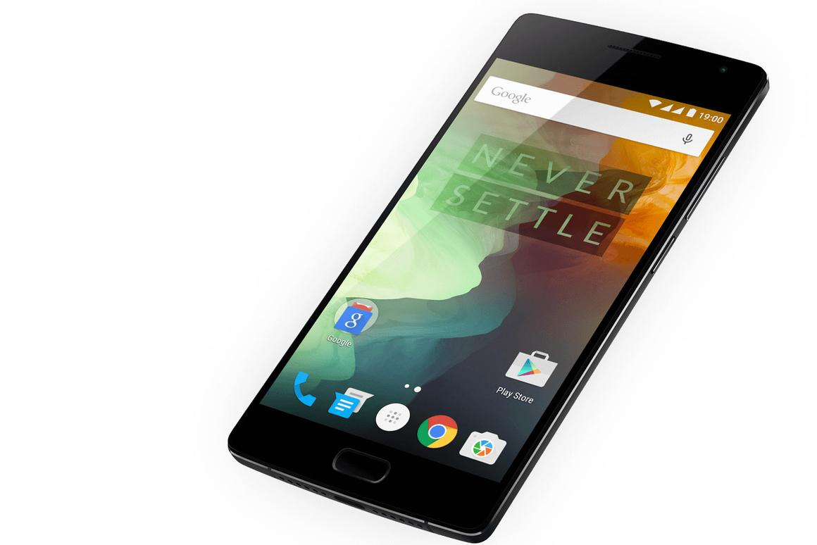 The OnePlus 2 runs Android 5.1, with the company's Oxygen OS (largely stock Android) added on