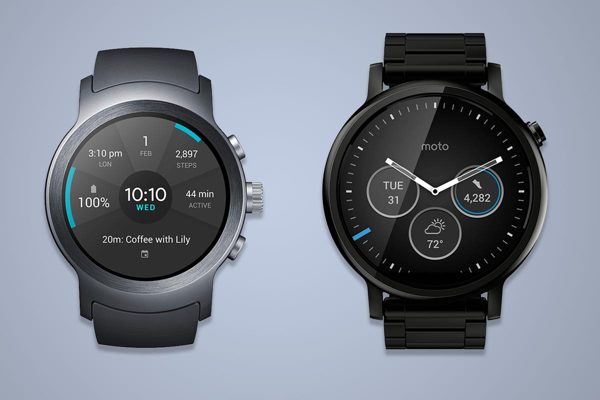 Should you abandon your Moto 360 in favor of an LG Watch Sport?