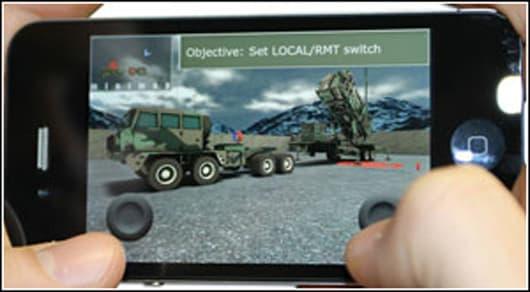 C² Technologies Patriot Missile training iPhone app