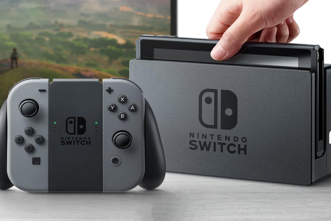 Nintendo Switch pricing and details revealed