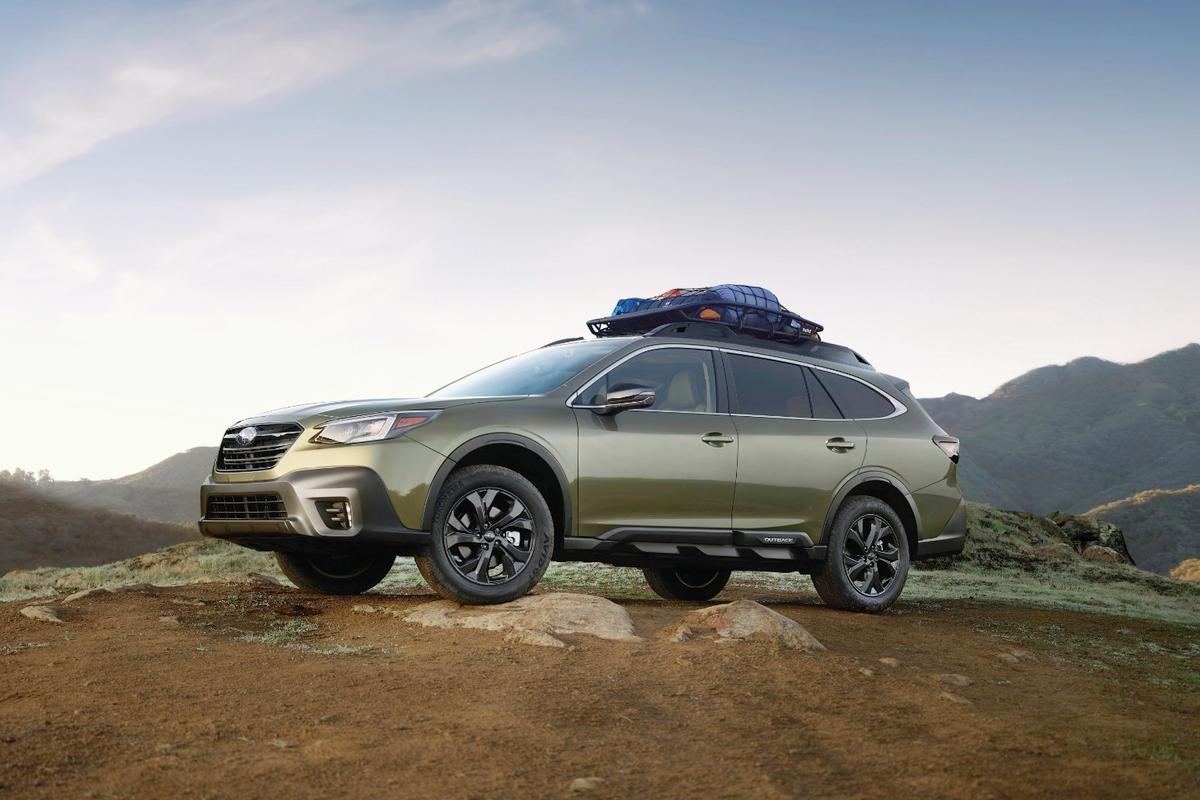 Subaru debuts the new-generation Outback