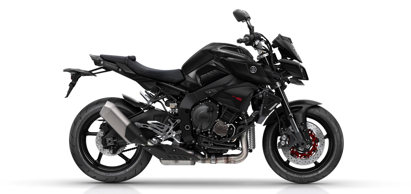 Yamaha MT-10 R1 Naked Version Will Be Launched In May