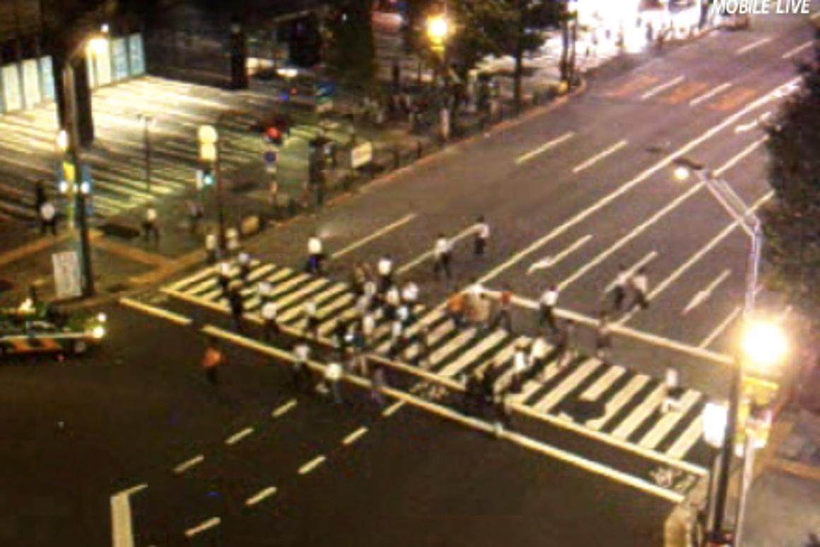 Akihabara livestream courtesy of the Cerevo Camera Live