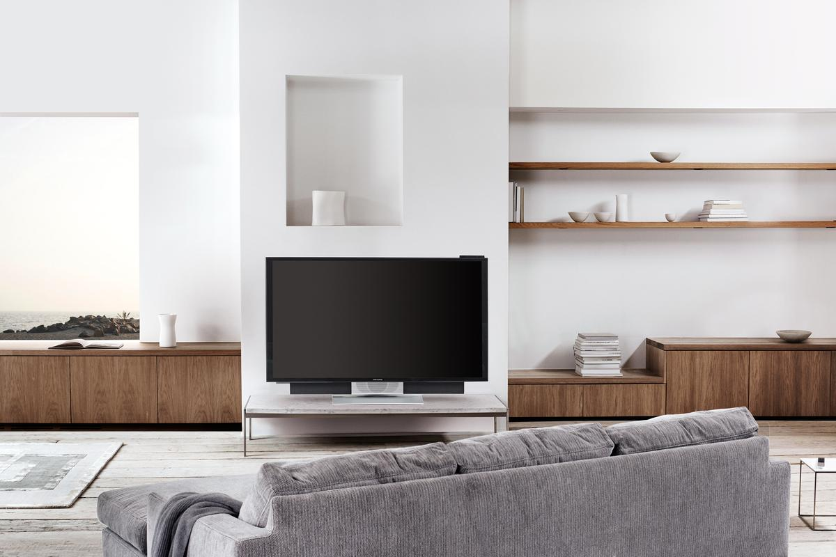 Bang & Olufsen's new 55-inch UHD BeoVision Avant television