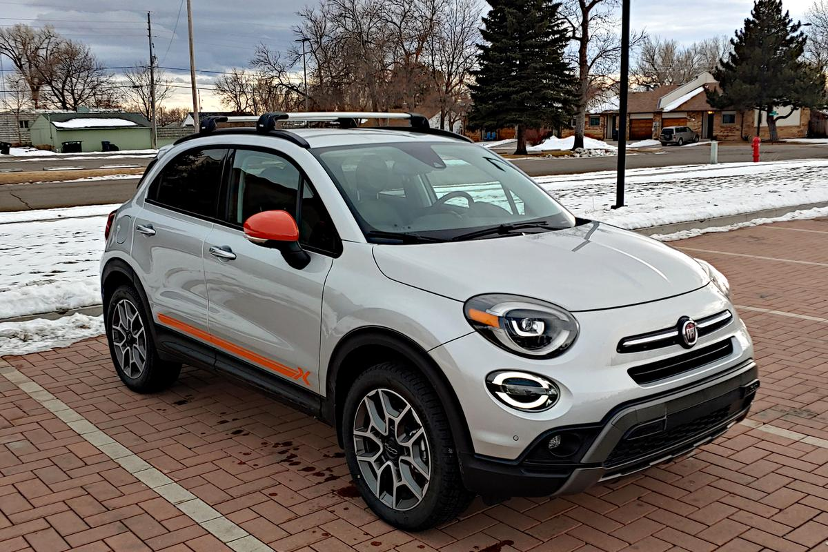 2020 Fiat 500X Review and Release date