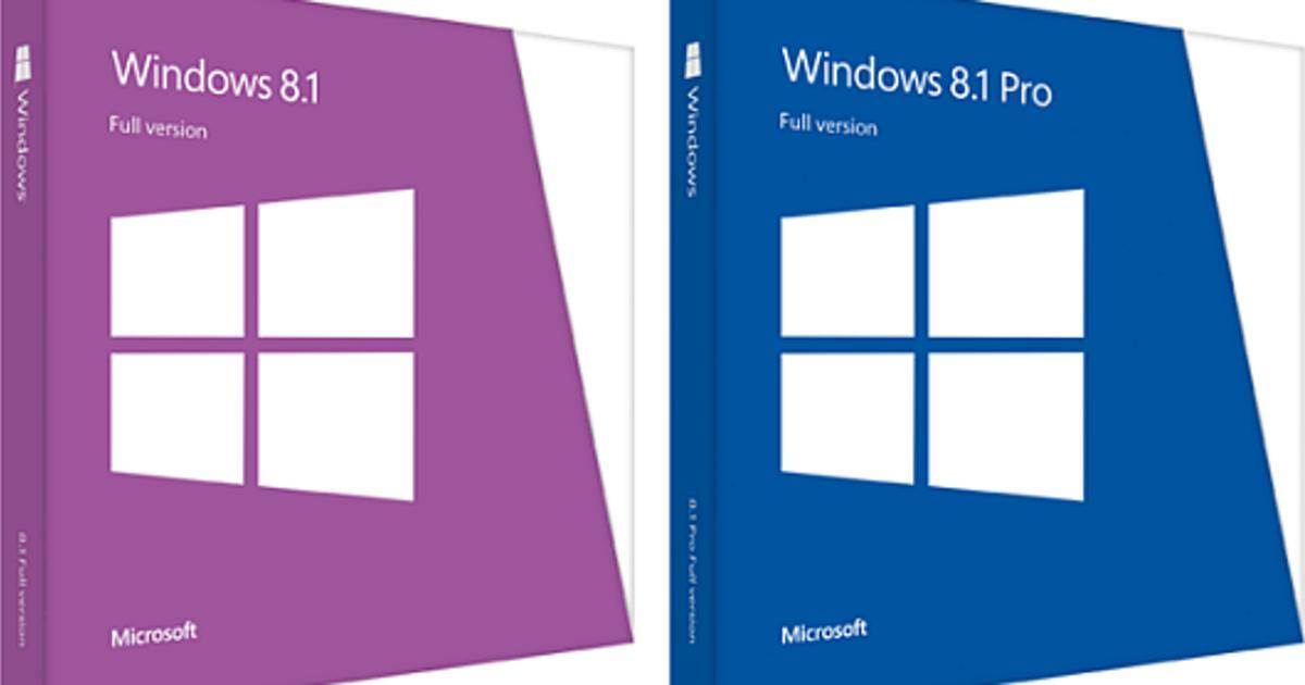How to upgrade Windows 7 to Windows 8 1