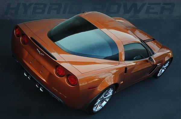 The Quanta Corvette QHP770 is upgraded with a high-performance hybrid system