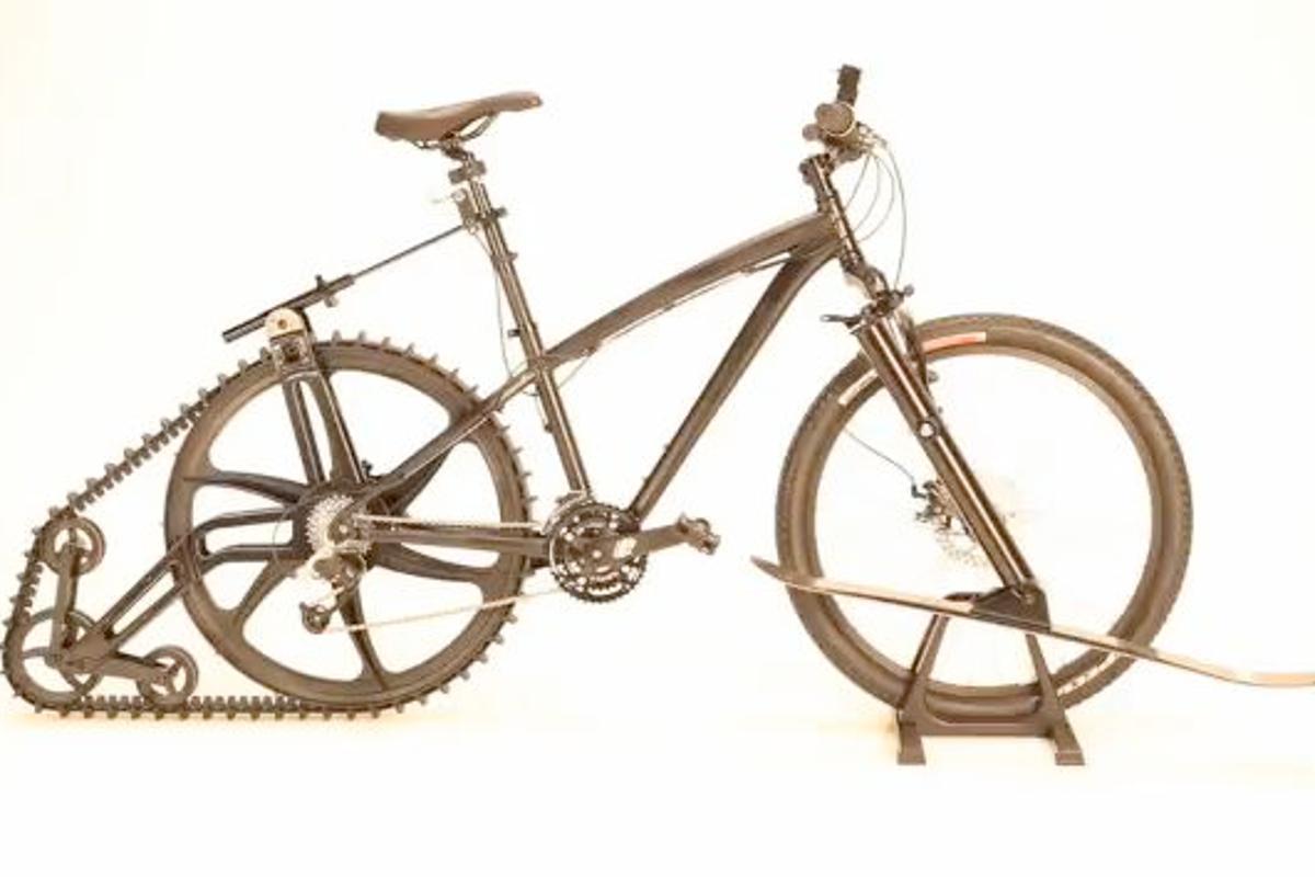 The B.O.N.D. Bike