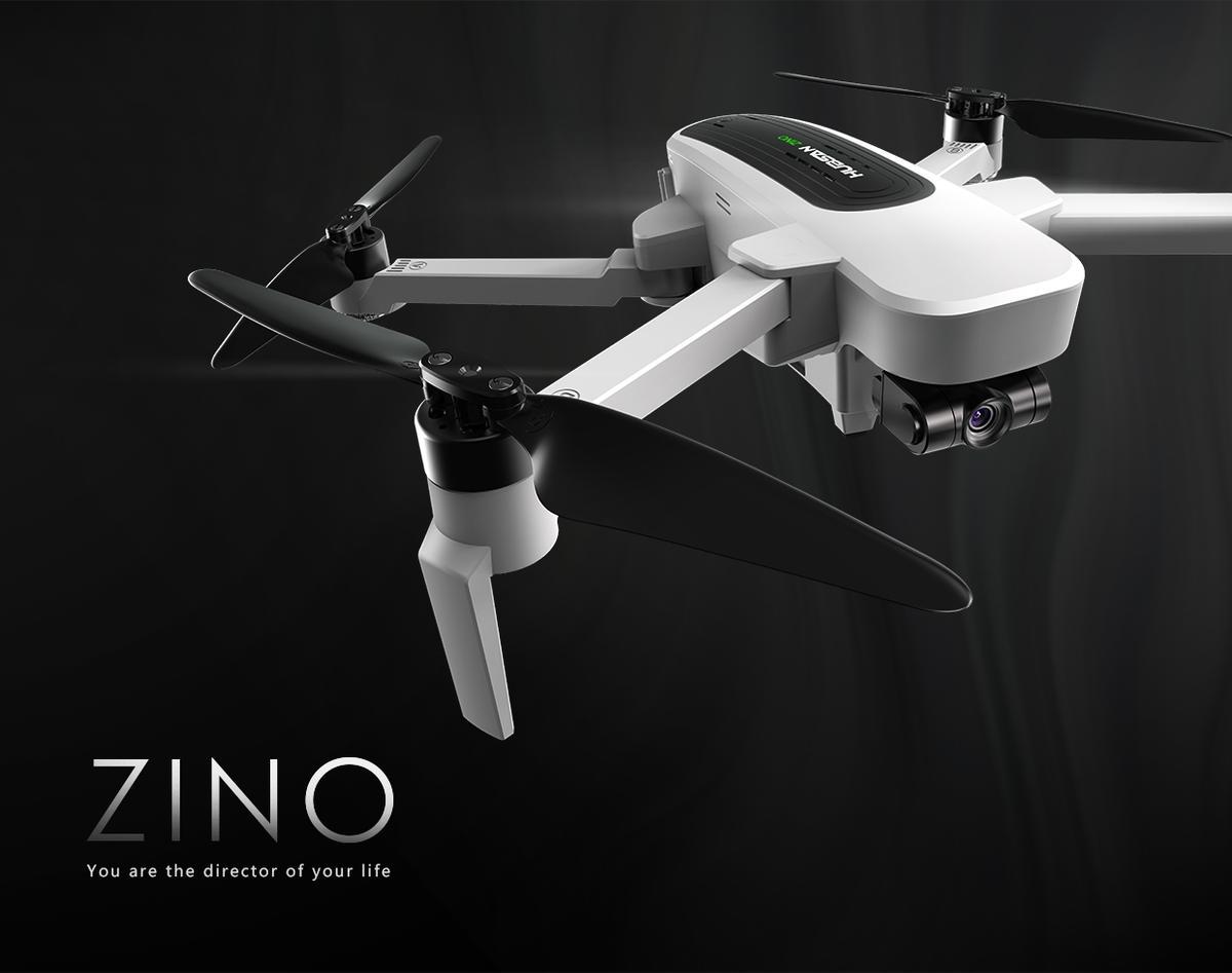 Hubsan Zino:a Mavic Air competitor at less than half the price