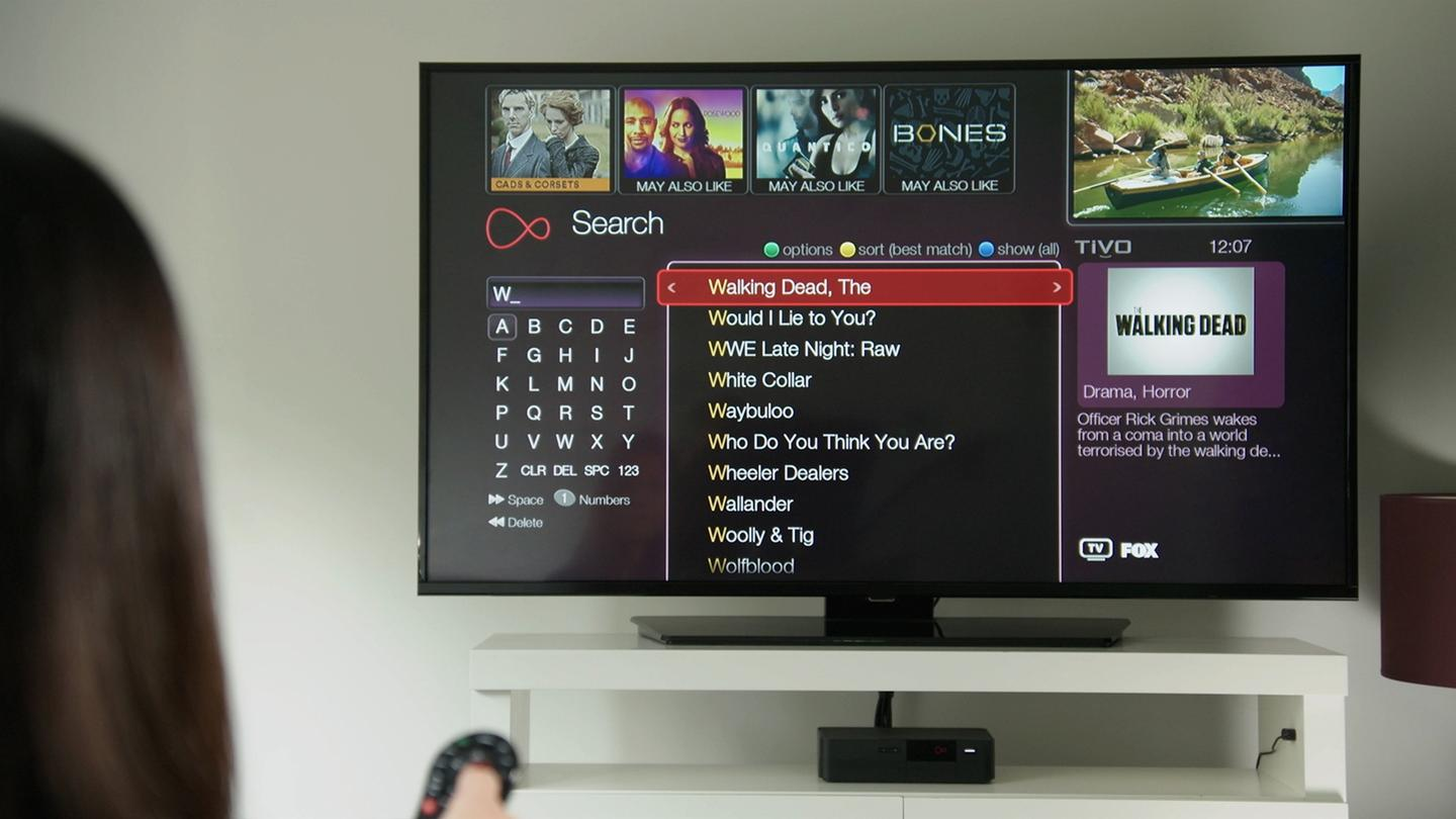 The Virgin TV V6 set-top box is compatible with High Dynamic Range (HDR) content