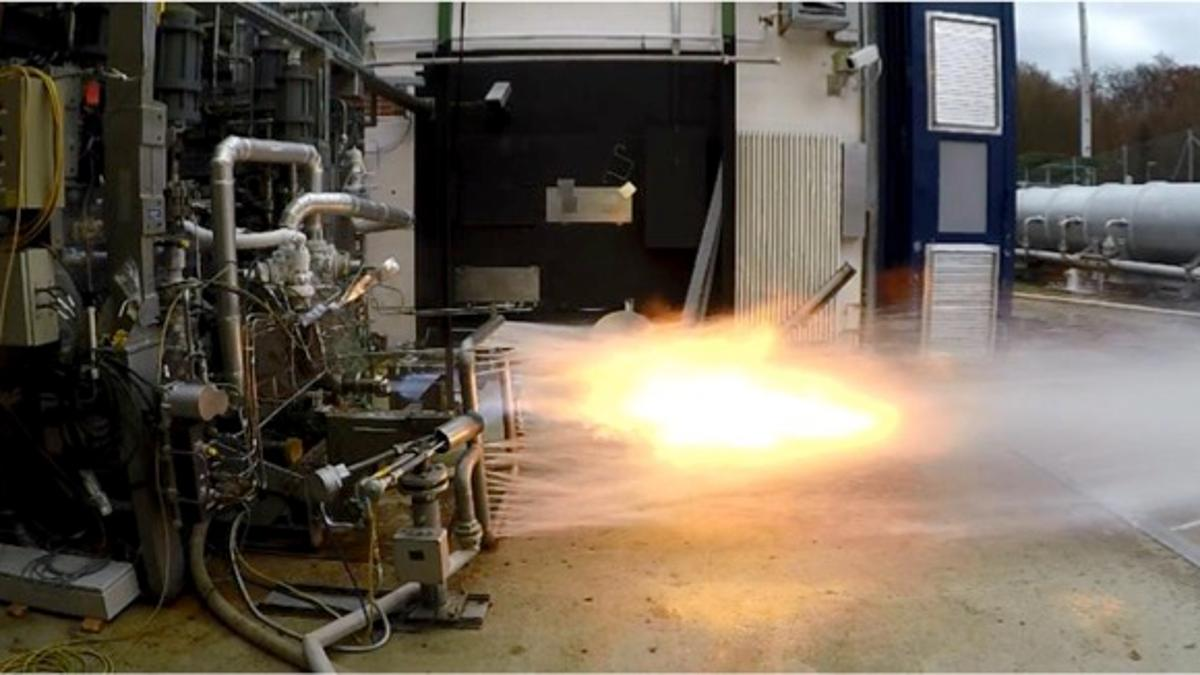 Image of article 'ESA's Prometheus to usher in cheaper, reusable next-gen rocket engines'