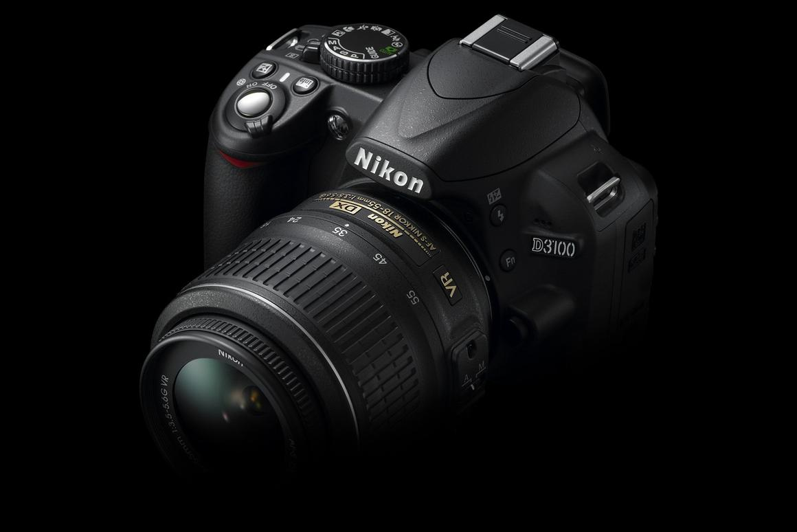 The new D3100 is Nikon's first digital SLR to record full 1080p high definition video, gets a 14.2 megapixel CMOS sensor and a huge boost to the ISO sensitivity range
